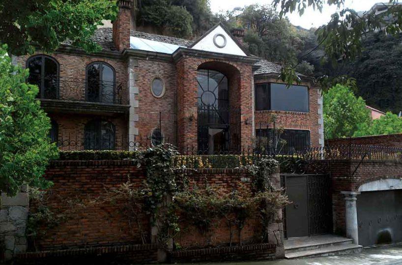 casa en bosques de las lomas granados 272 ciudad de mexico