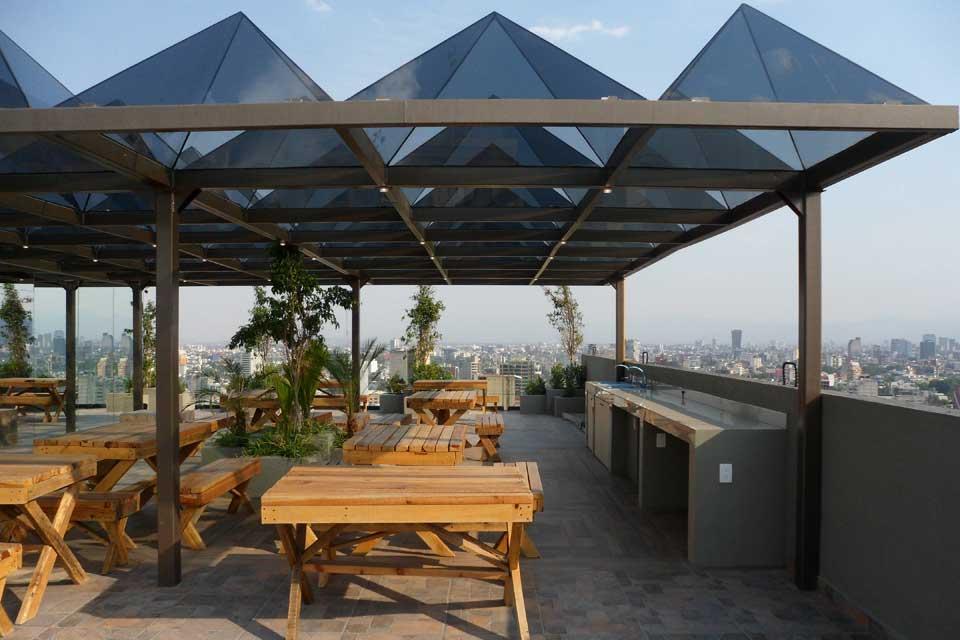 Suites en México DF suites capri reforma angel paseo de la reforma 380 ciudad de mexico