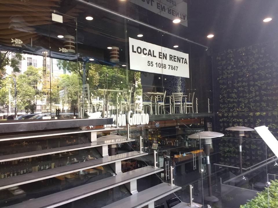 Local en Renta en Paseo de la Reforma 380 Ciudad de Mexico